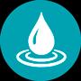 purificação de água